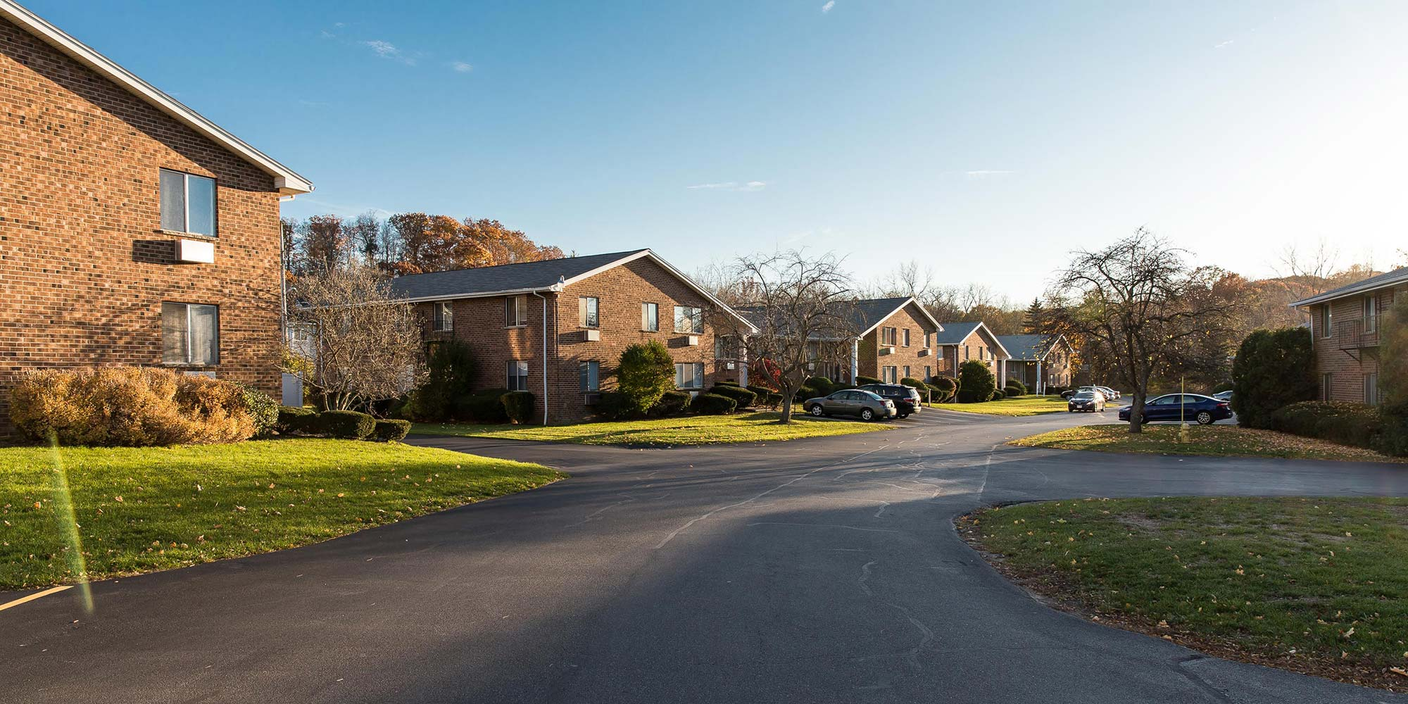 Pennwood Apartments features and amenities in Penfield NY
